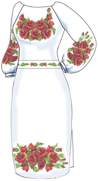 Жіноча сукня ВПЖ-22   Княгиня Ольга   Платья   Заготовки под вышивку ... 402fa83438307