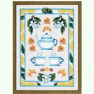 Чайный натюрморт с лимонами N-2605