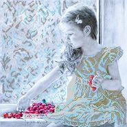 Девочка и вишни AC-241