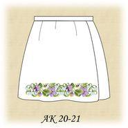 Заготовка к юбке детской АК 20-21 Д