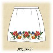 Заготовка к юбке детской АК 20-27 Д