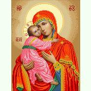 Богородица Владимирская БВ