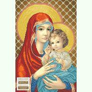 Мадонна с ребёнком (в красном) МДЧ
