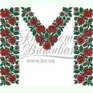 Домоткана біла жіноча вишиванка БЖд-062Б