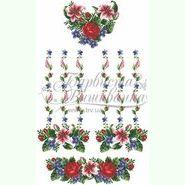 Лілеї, троянди, незабудки ПЛд-361Б