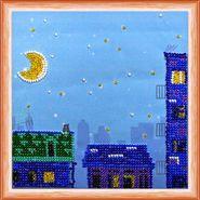 Ночной город AM-111